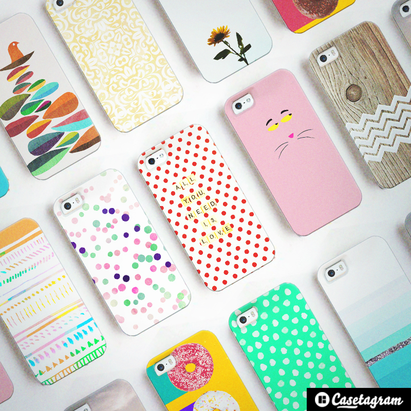 Use Casetagram to make your own phone case