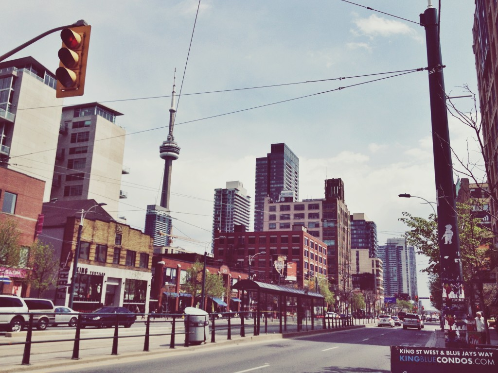 Queen and Spadina