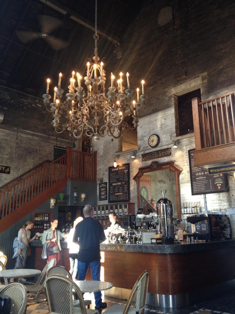 Balzac's Coffee Roasters Toronto