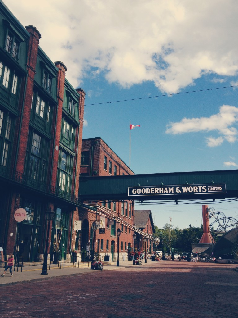 Gooderham and Worts Building