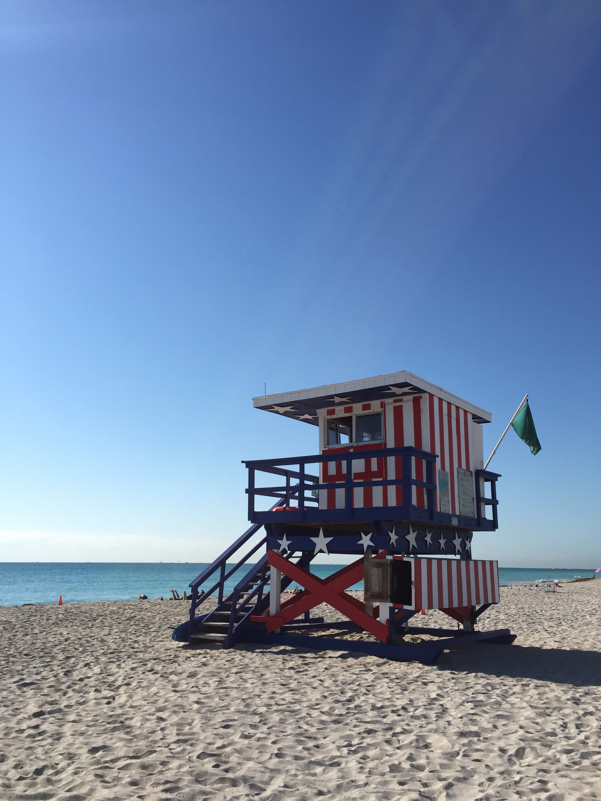 Miami Beach watchtower