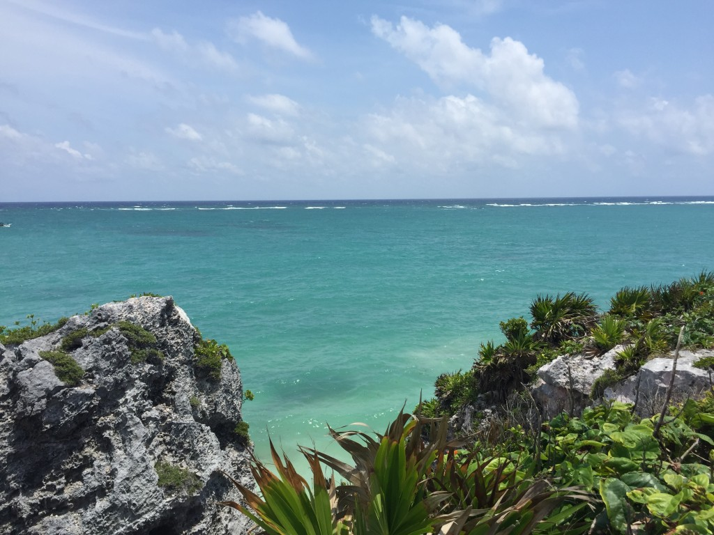 Tulum ocean views