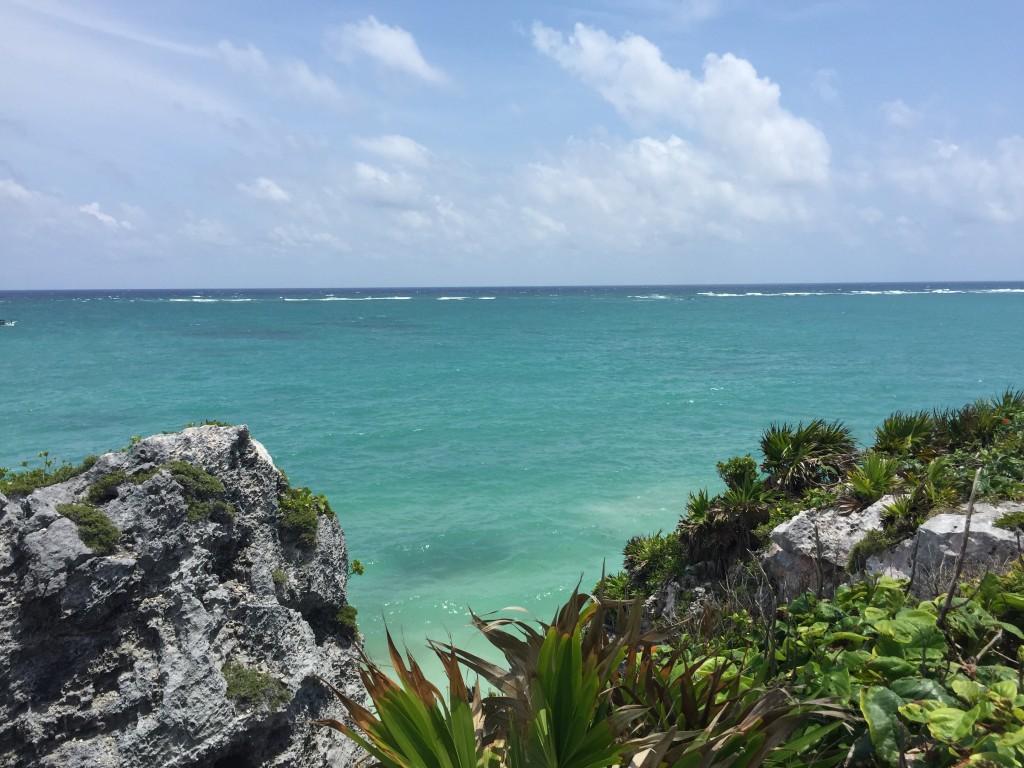 Tulum ocean views